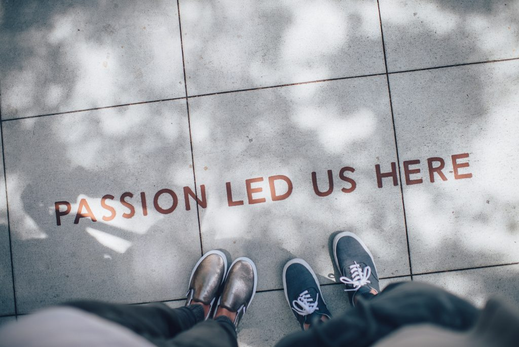 Engage volunteers who are passionate about your mission.