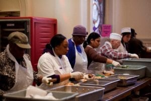 How Holy Apostles Soup Kitchen's Annual Peer-to-Peer Fast-a-Thon Raises Thousands