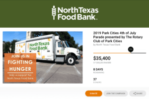 Lessons From North Texas Food Bank's 130+ Corporate Partner Campaigns on CauseVox
