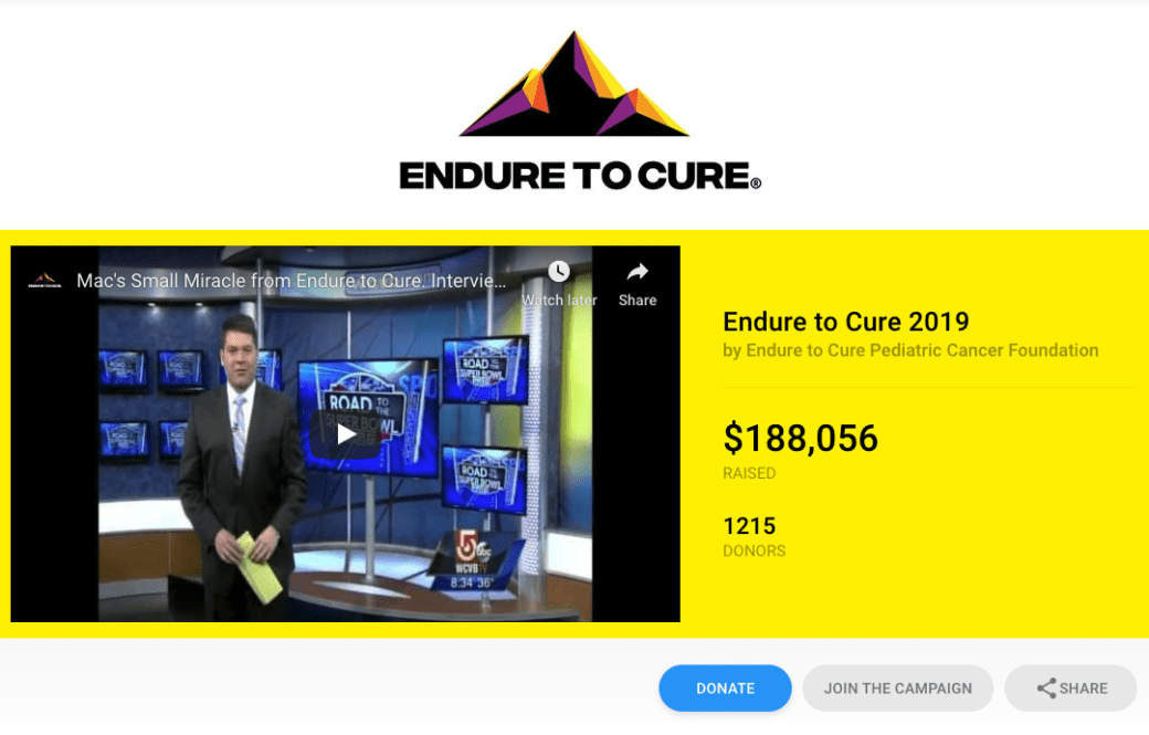 peer-to-peer-fundraising-endure-to-cure