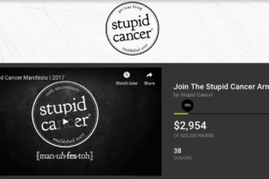 Stupid Cancer Is Helping Young Adult Cancer Suck Less With CauseVox