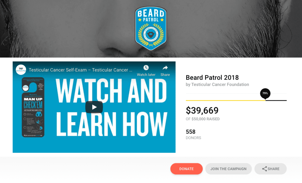 beard-patrol-causevox-peer-to-peer-fundraising