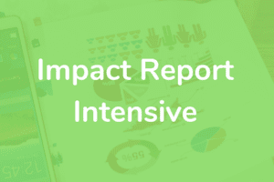 [Register Now] Trade Out Your Annual Report for an Impact Report