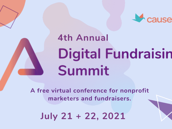 [FREE VIRTUAL CONFERENCE] 4th Annual Digital Fundraising Summit